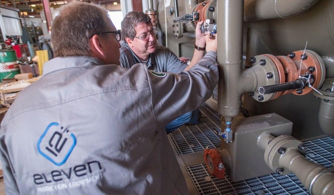 12eleven and Sharp Iron Group Partnership