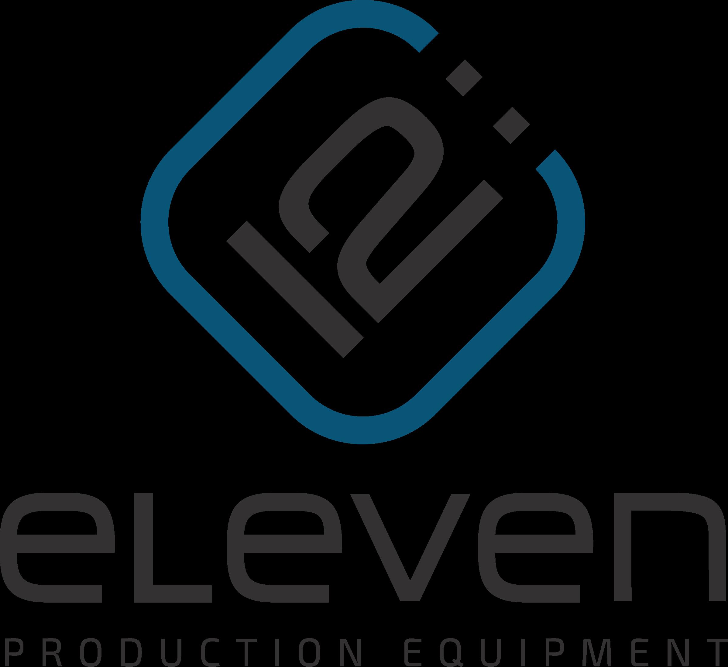 12eleven Production Equipment