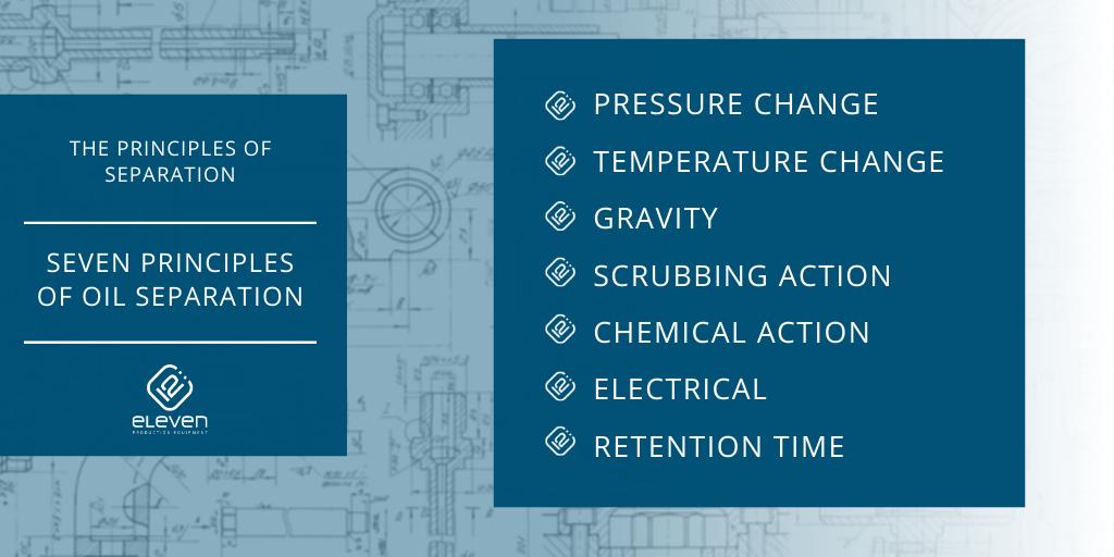 Seven Principles of Oil Separation - 12eleven